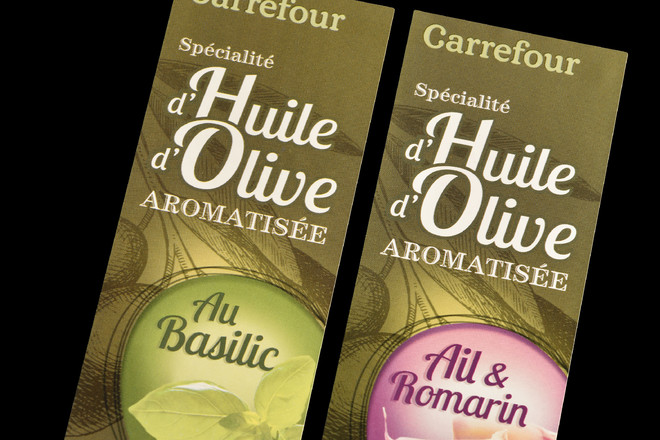 Carrefour - Huile d'olive